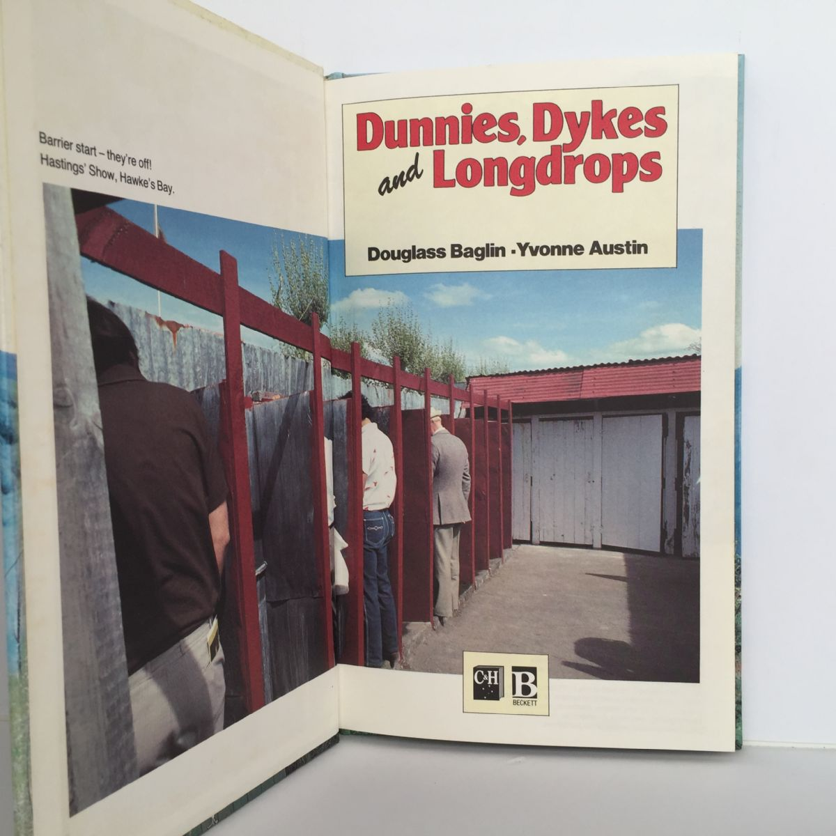 Dunnies, Dykes and Longdrops