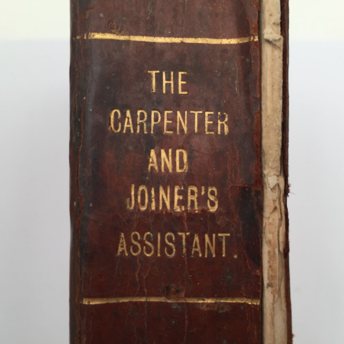 The Carpenter and Joiner's Assistant