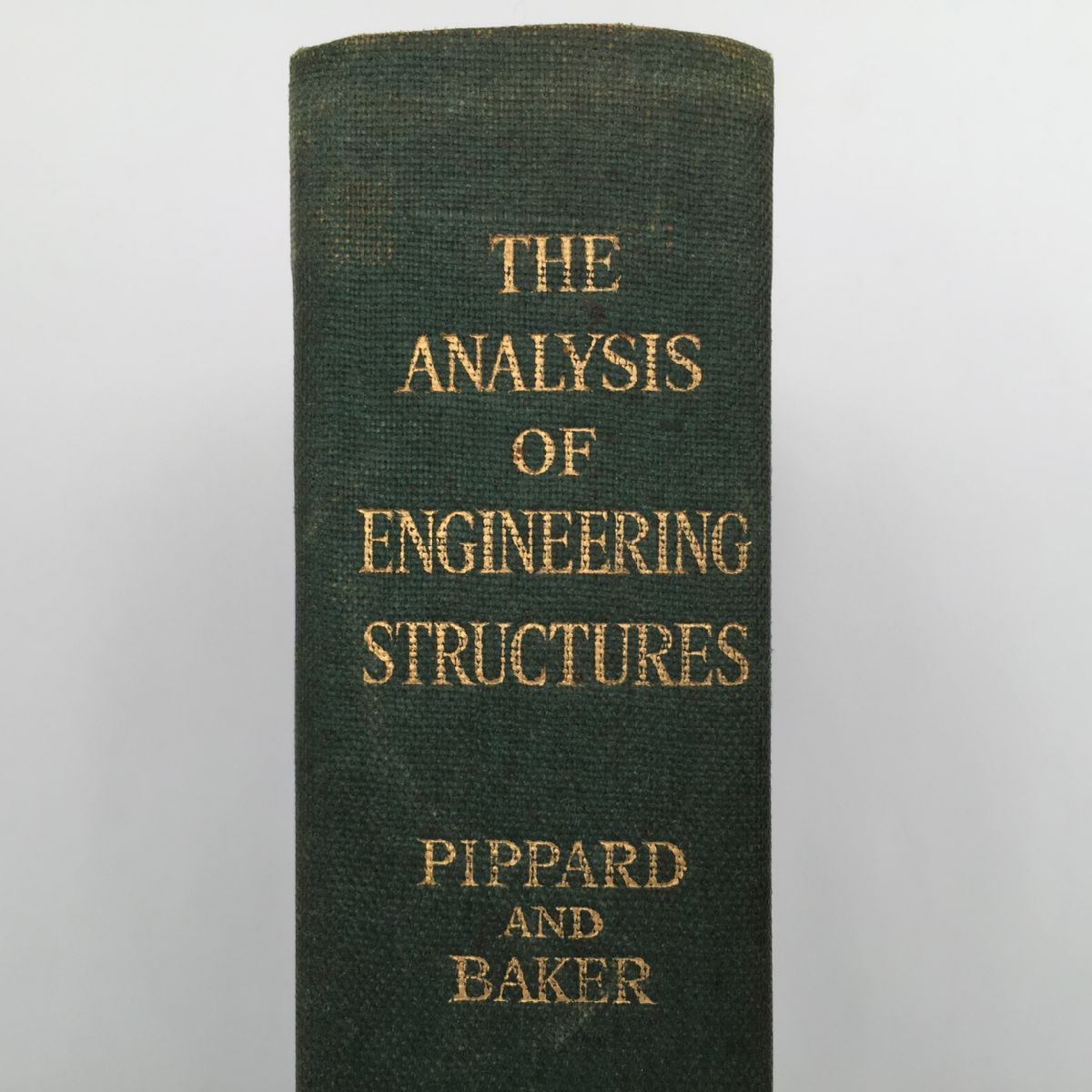 The Analysis of Engineering Structures