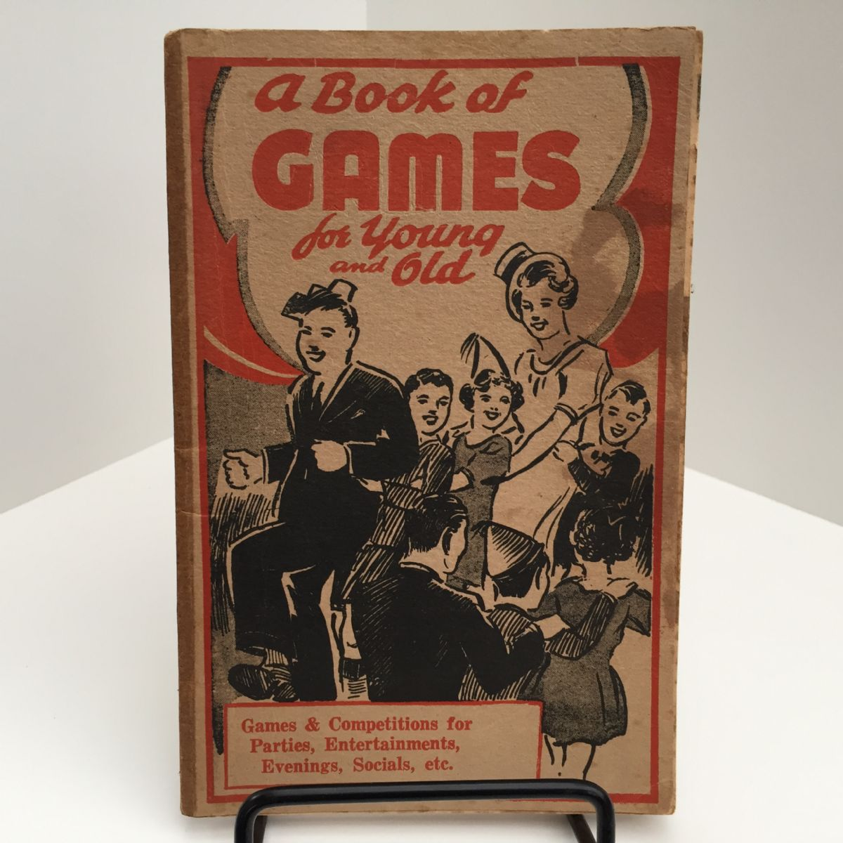 A Book of Games for Young and Old