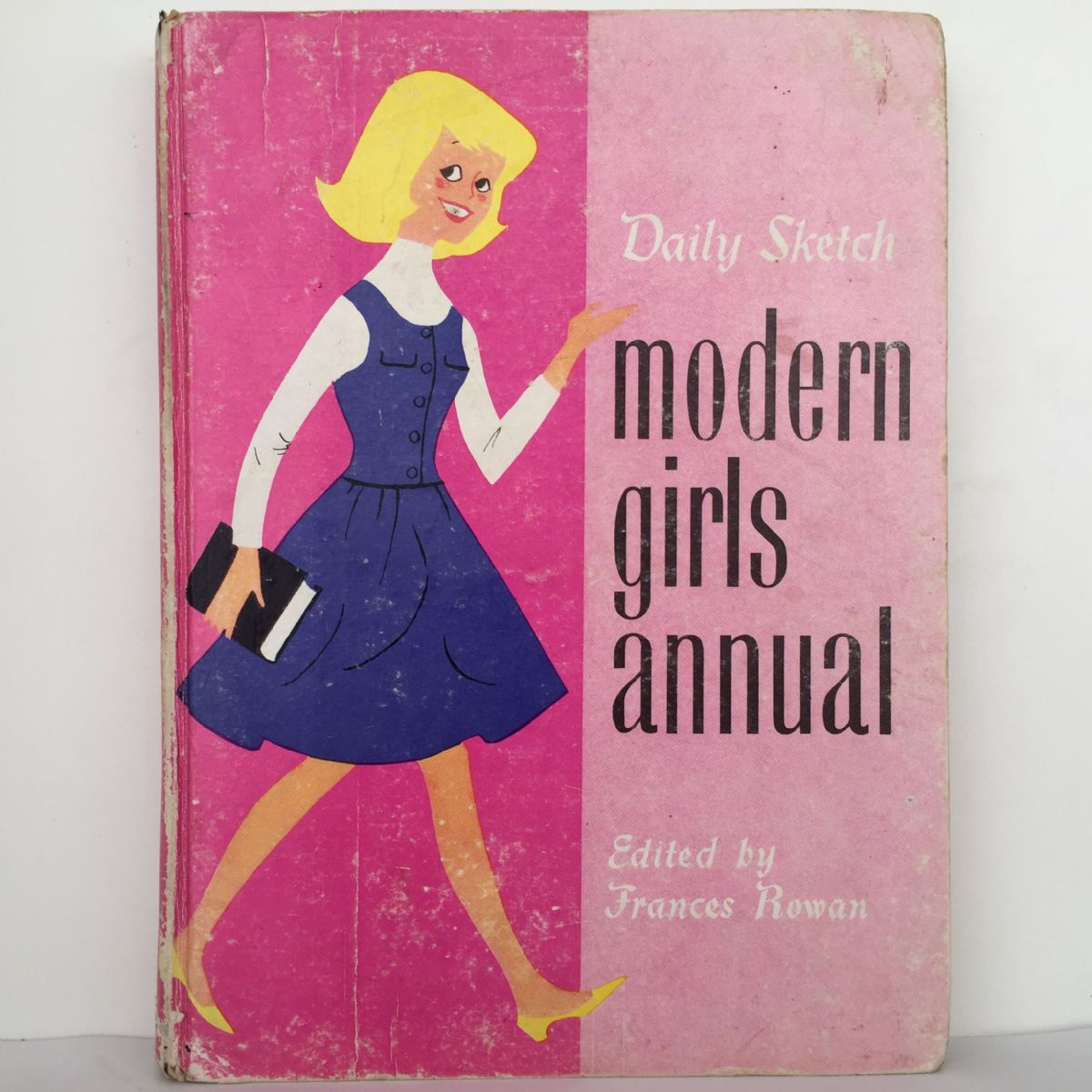 Daily Sketch Modern Girls Annual