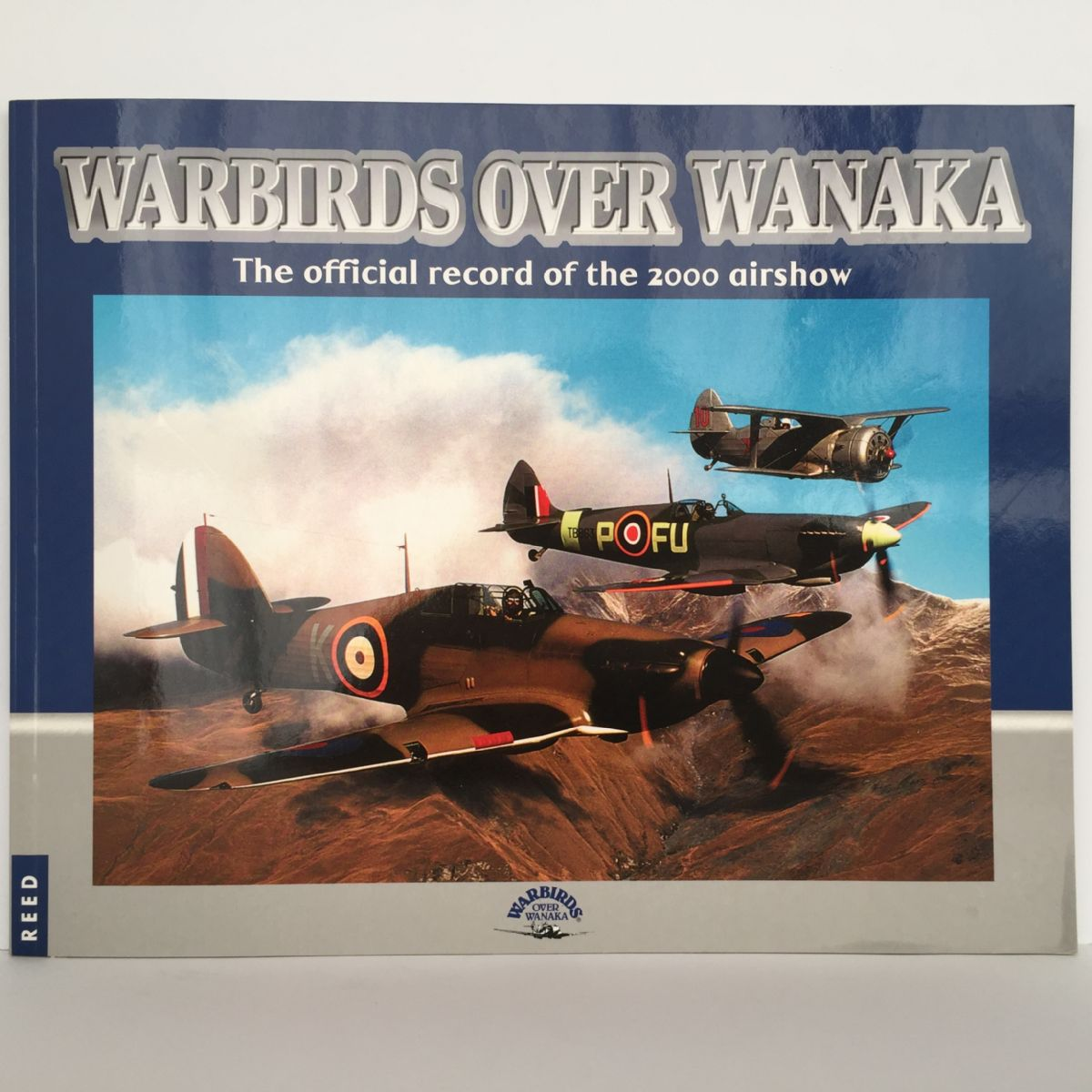 Warbirds Over Wanaka : The Official Record of the 2000 Airshow