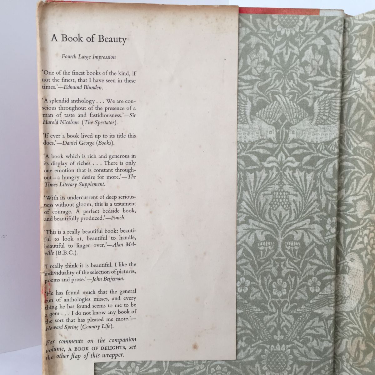 A Book of Beauty