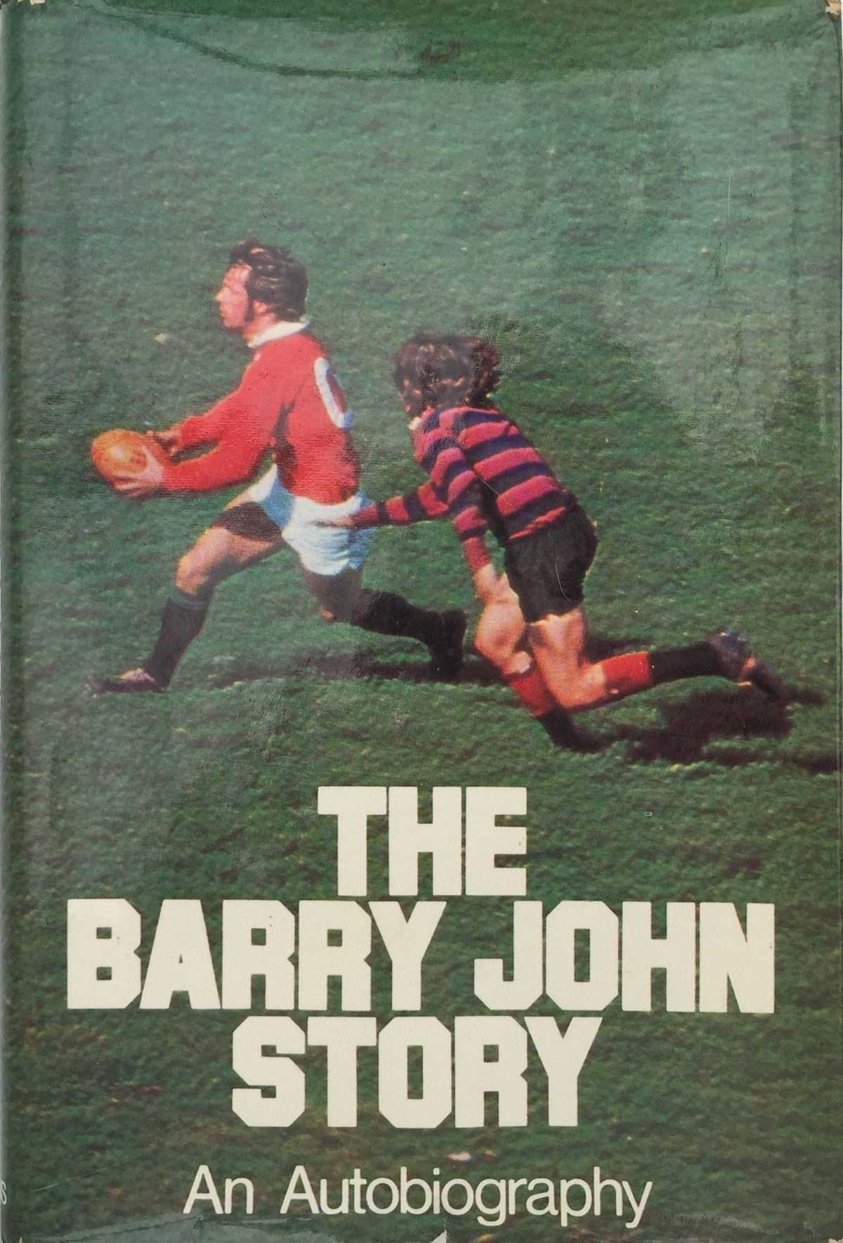 The Barry John Story