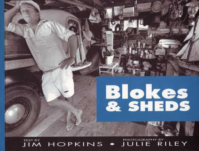 Blokes and Sheds