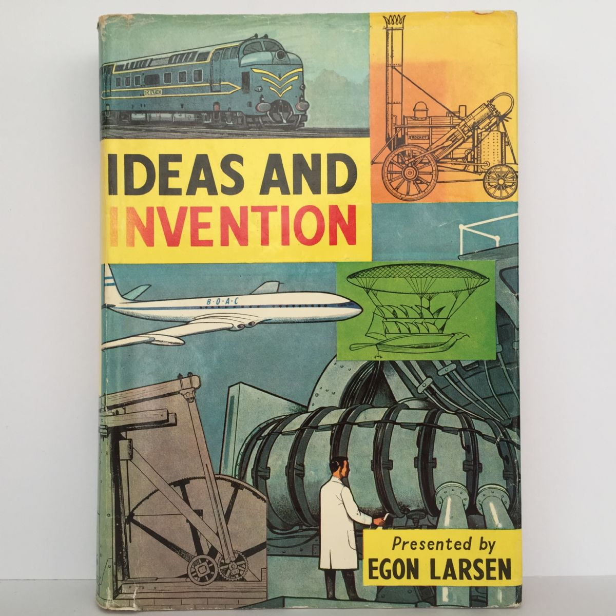 Ideas and Invention