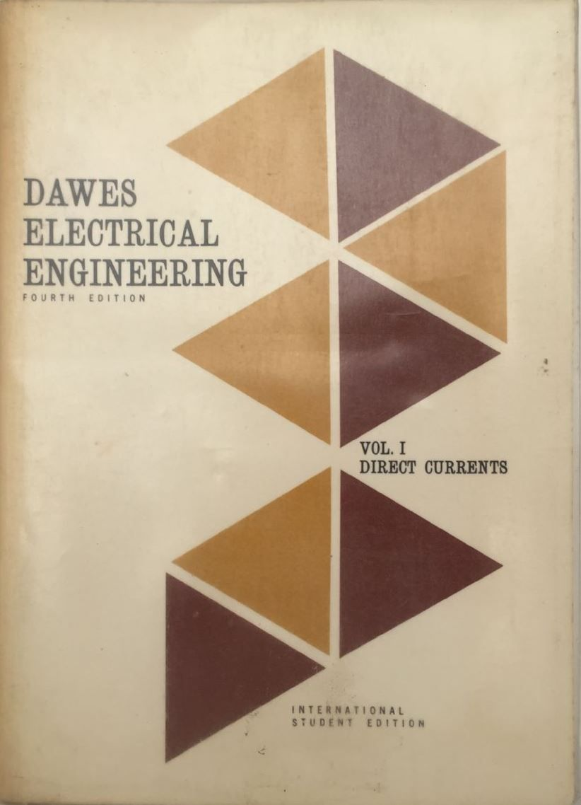 A Course in Electrical Engineering Vol. 1, Direct Currents