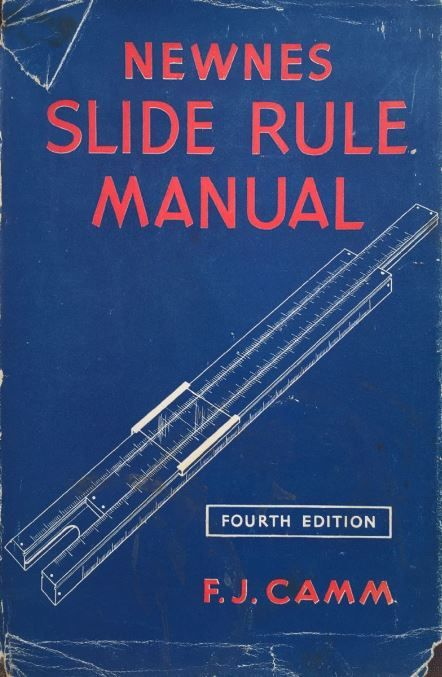 Slide Rule Manual