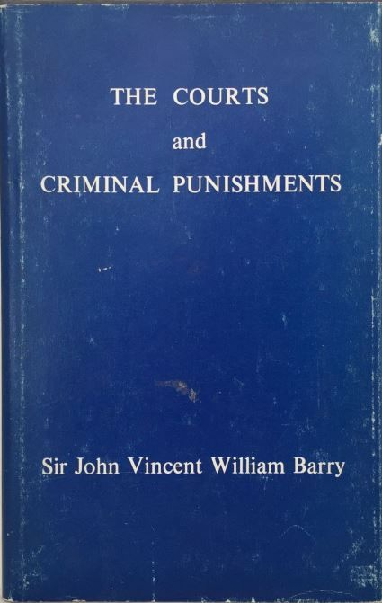 The Courts and Criminal Punishments