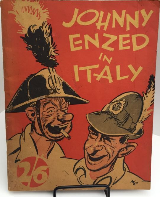Johnny Enzed in Italy