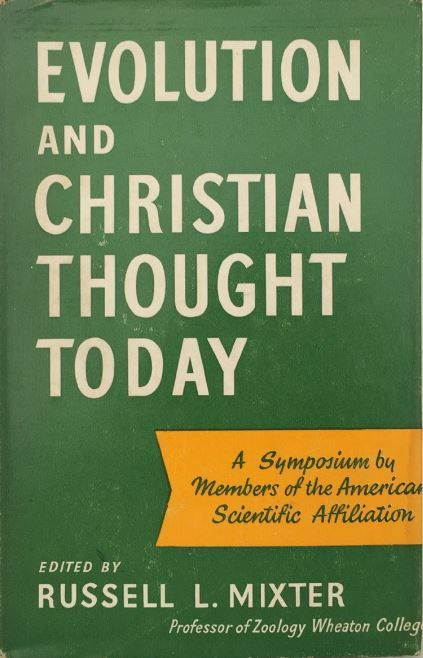 Evolution and Christian Thought Today
