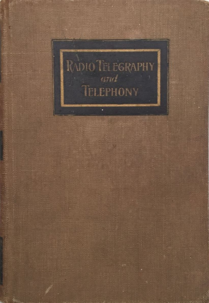 Radio Telegraphy and Telephony