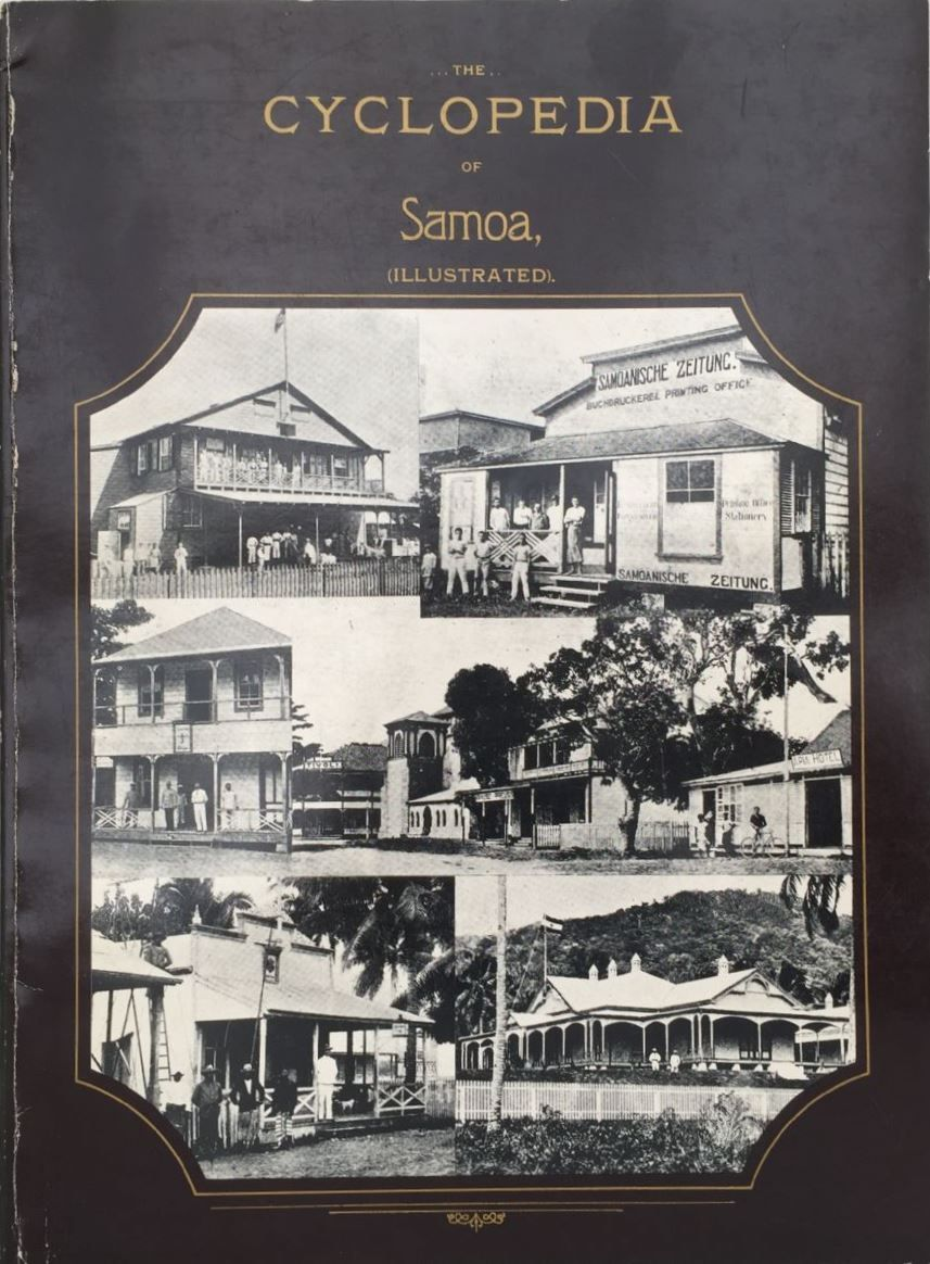 The Cyclopedia of Samoa
