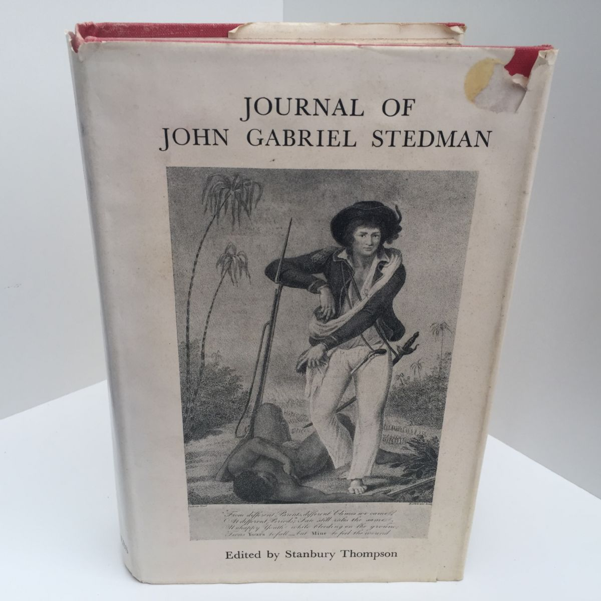 The Journal of John Gabriel Stedman