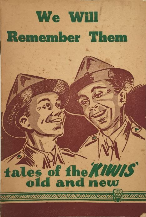 We Will Remember Them : Tales of the Kiwis Old and New