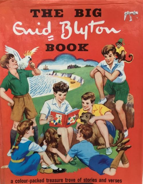 The Big Enid Blyton Book