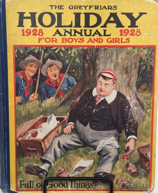 The Greyfriars Holiday Annual 1928