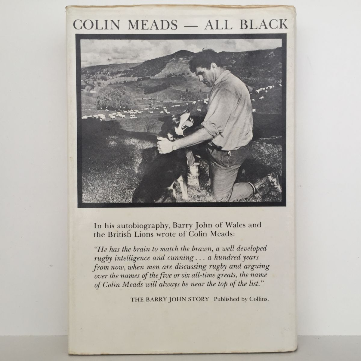 Colin Meads : All Black