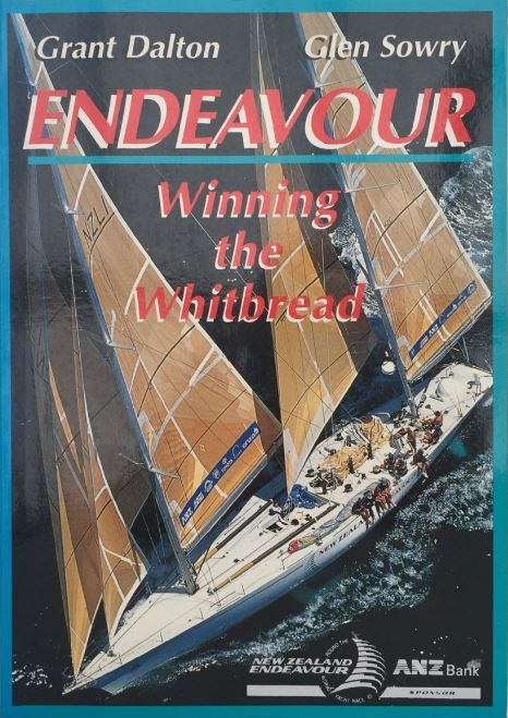 Endeavour: Winning the Whitbread