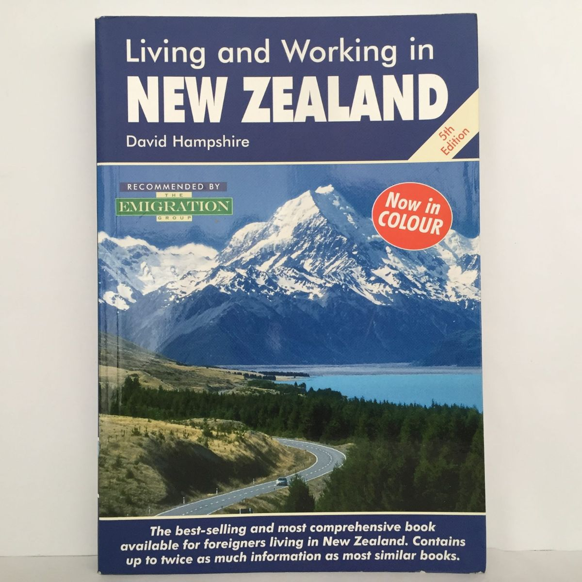 Living and Working in New Zealand : A Survival Handbook
