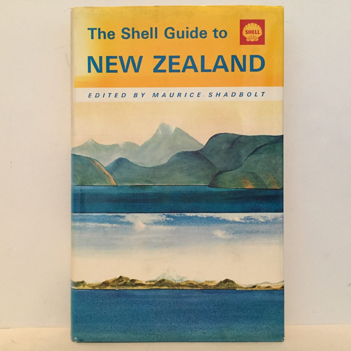 The Shell Guide to New Zealand