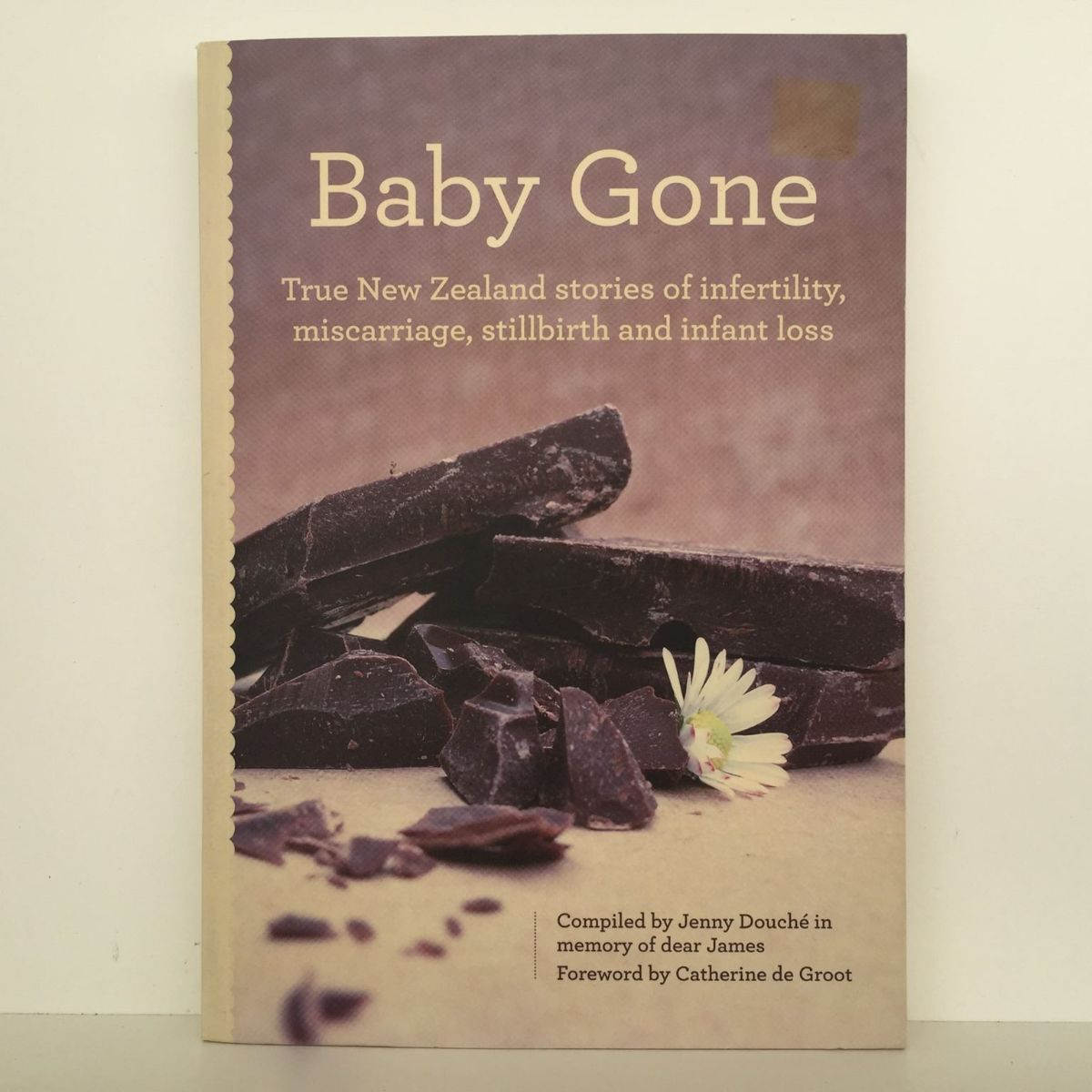 Baby Gone : True New Zealand Stories of Infertility, Miscarriage, Stillbirth and Infant Loss