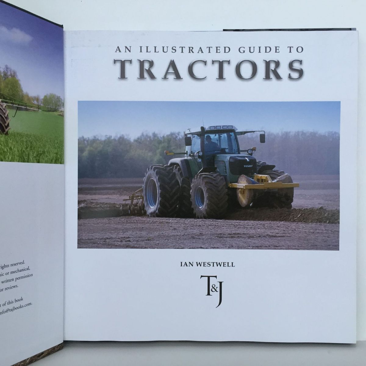 An Illustrated  Guide to Tractors