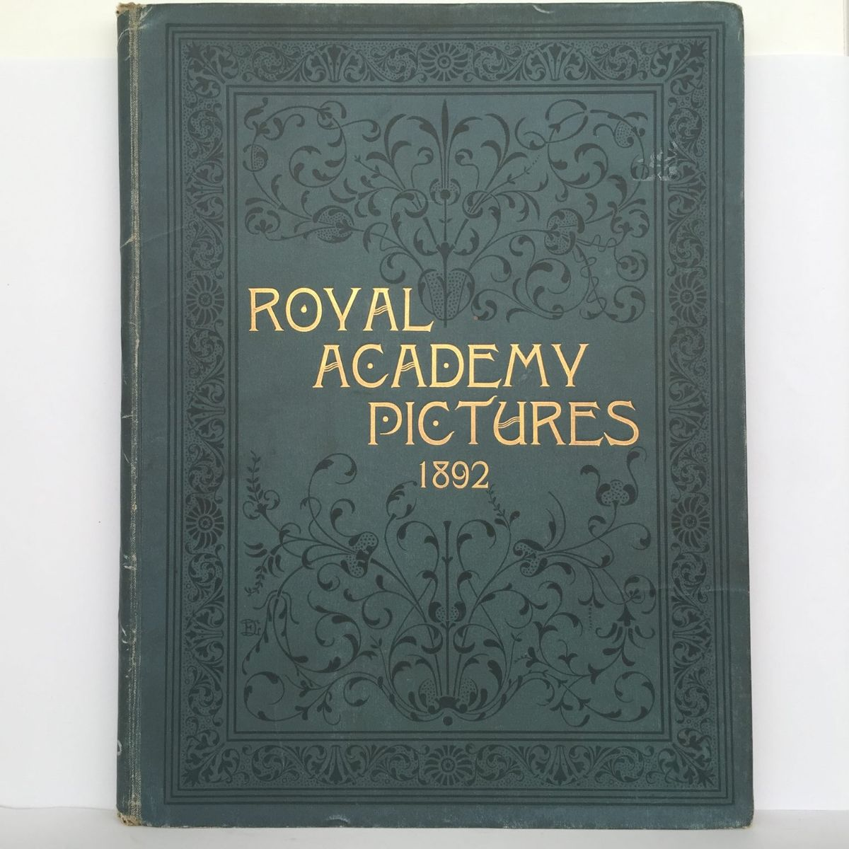 Royal Academy Pictures : 3 volume set 1892 / 1893 /1896