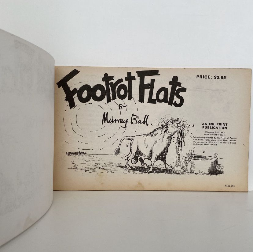 Footrot Flats : 6, 7, 8, 9, 12