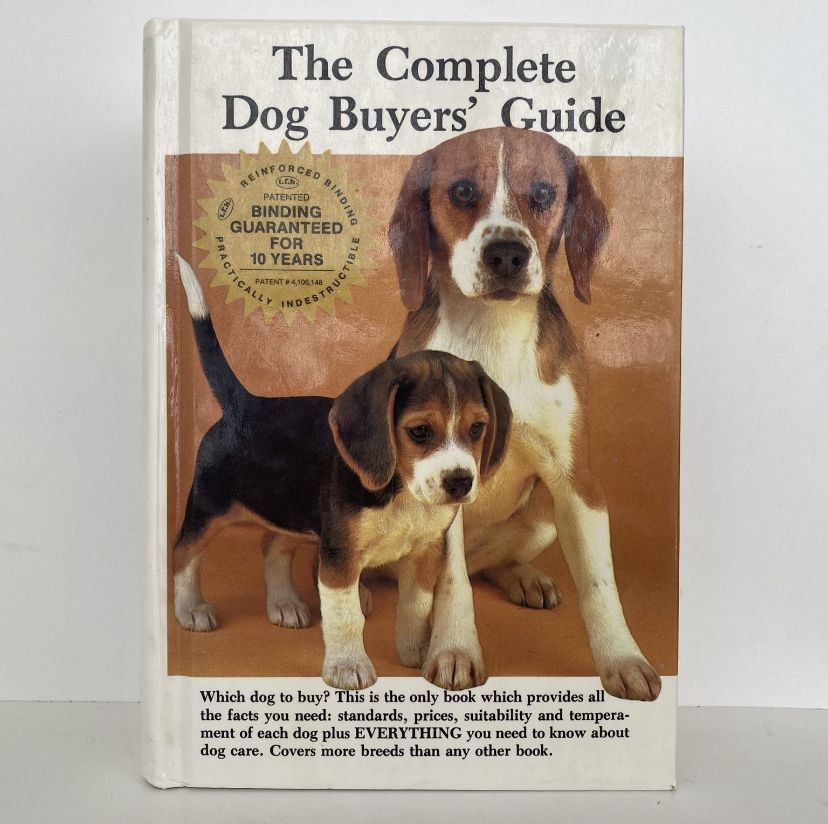 The Complete Dog Buyers' Guide