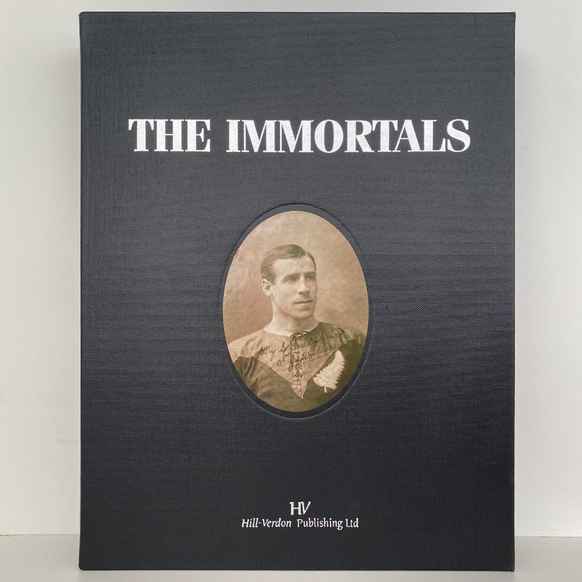 THE IMMORTALS The Book of All Black Test Players  LIMITED EDITION