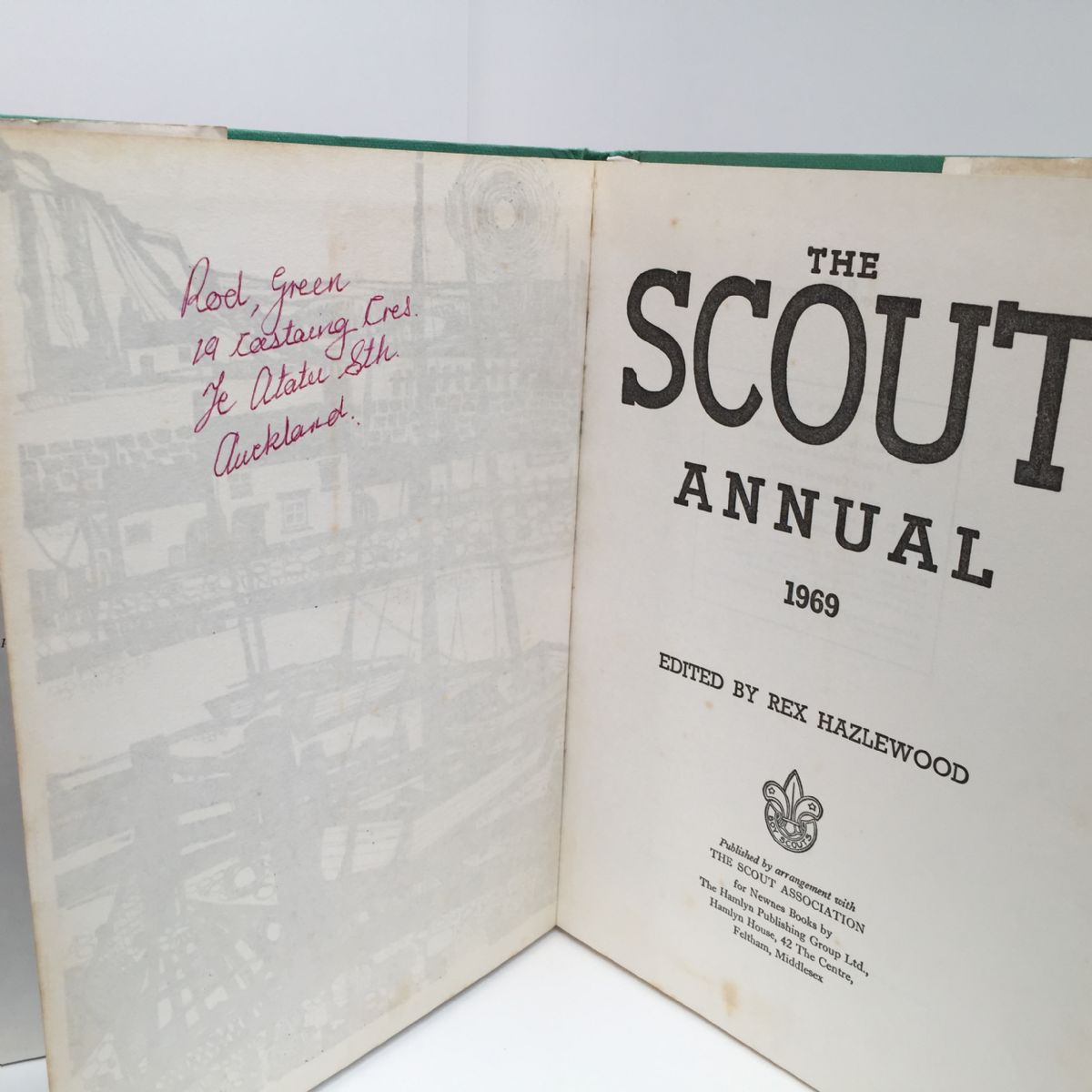 The Scout Annual 1969
