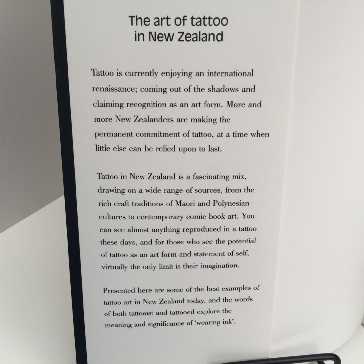 ink the art of tattoo