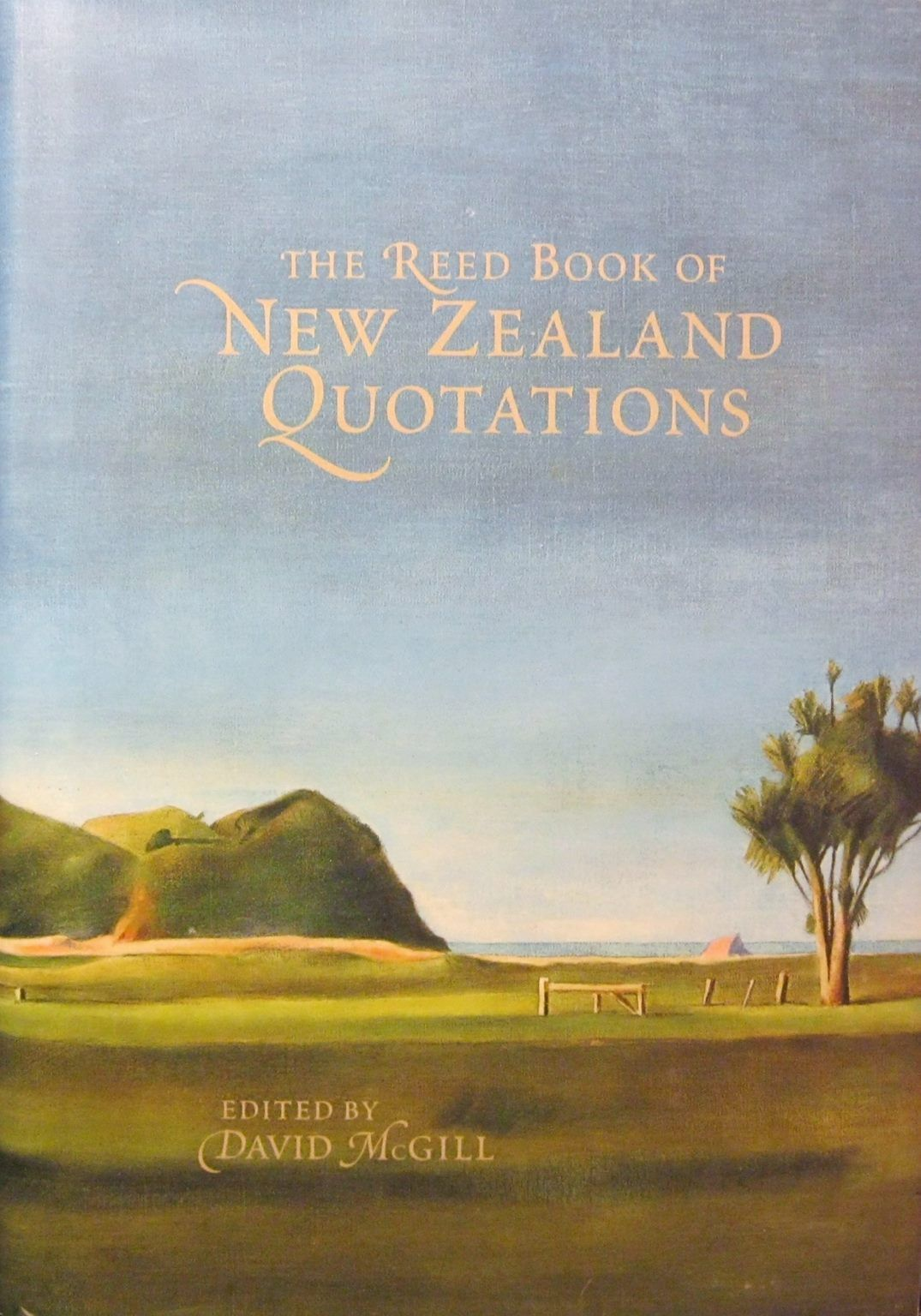 THE REED BOOK OF NEW ZEALAND QUOTATIONS