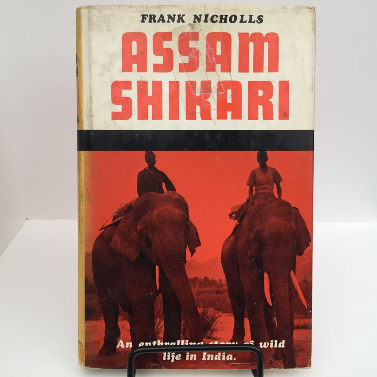 Assam Shikari : A enthralling story of wild life in India