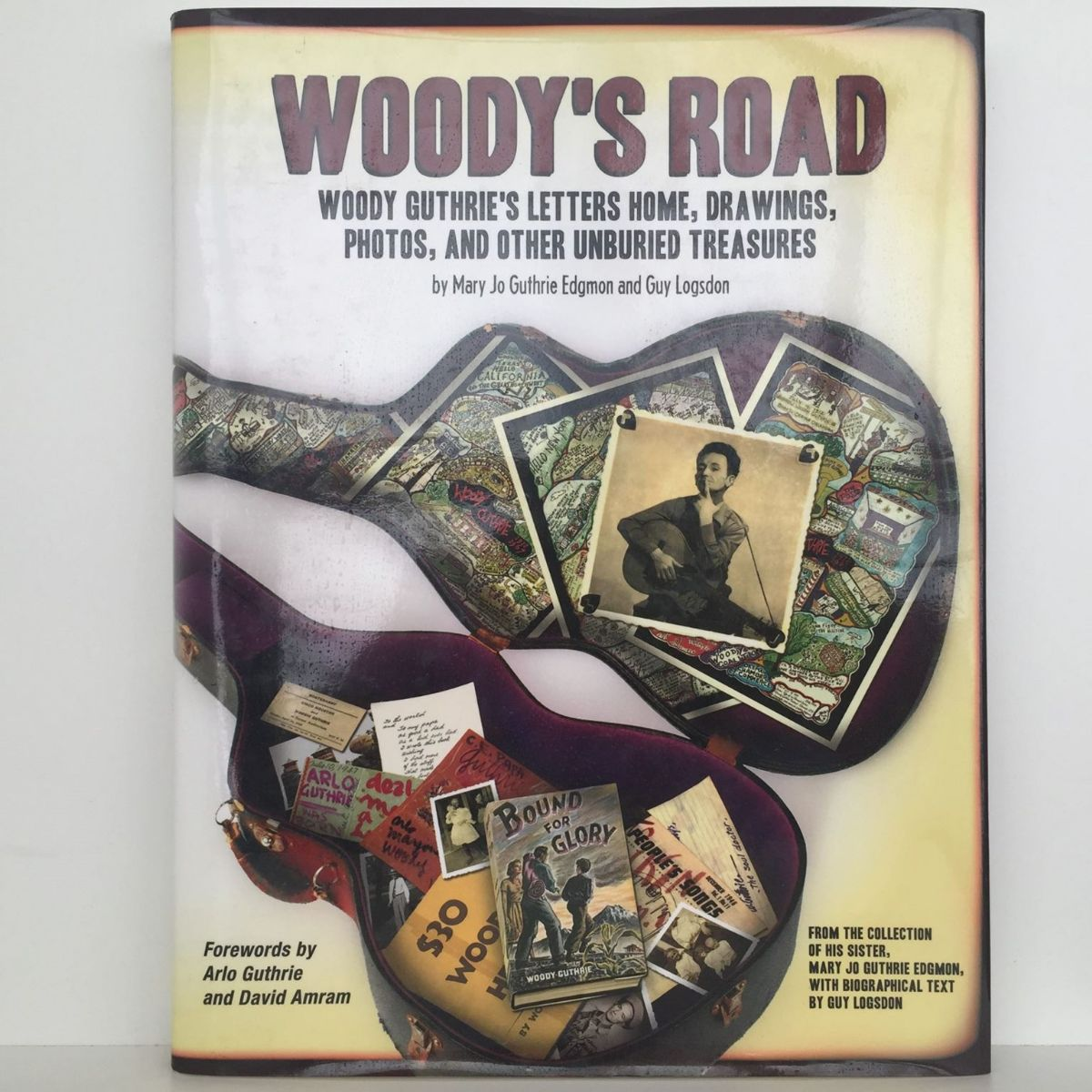 WOODY'S ROAD: Woody Guthrie's Letters Home, Drawings, Photos, and Other Treasures