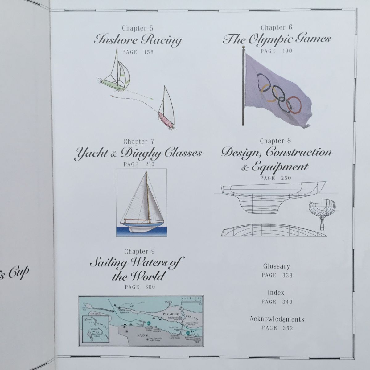Encyclopedia of Yachting