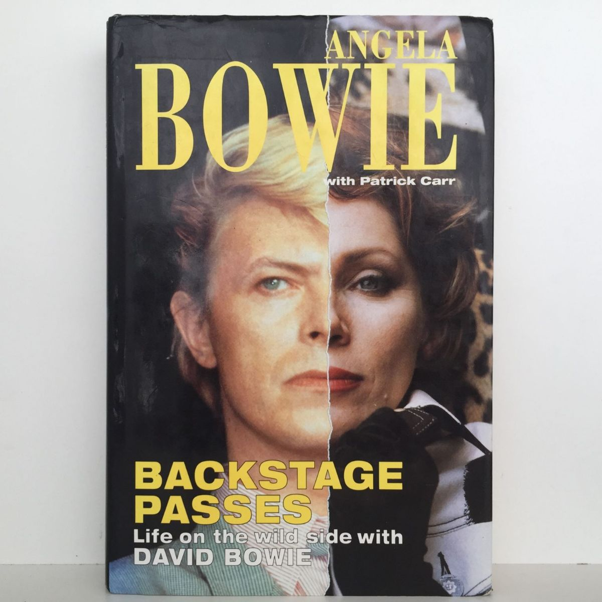 Backstage Passes : Life On The Wild Side With David Bowie