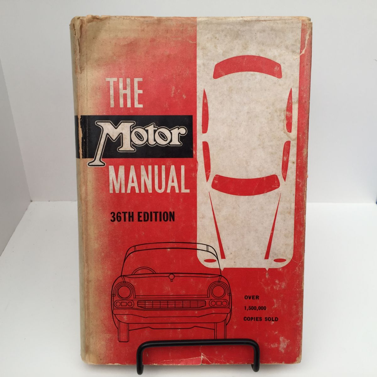 The Motor Manual 36rd edition