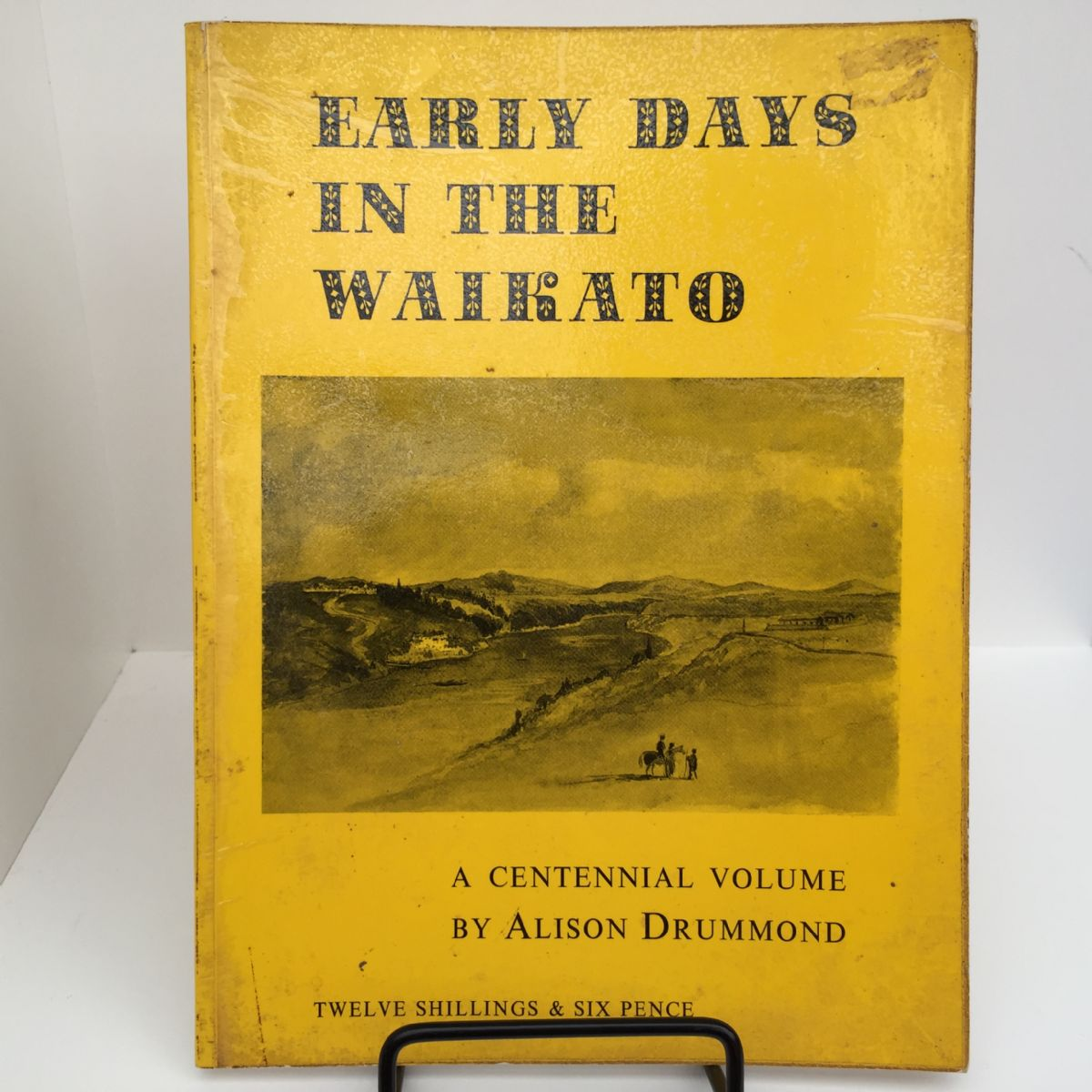Early Days In the Waikato
