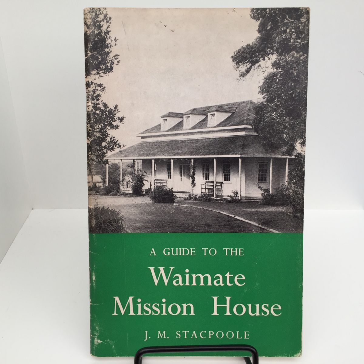 A guide to the Waimate Mission House