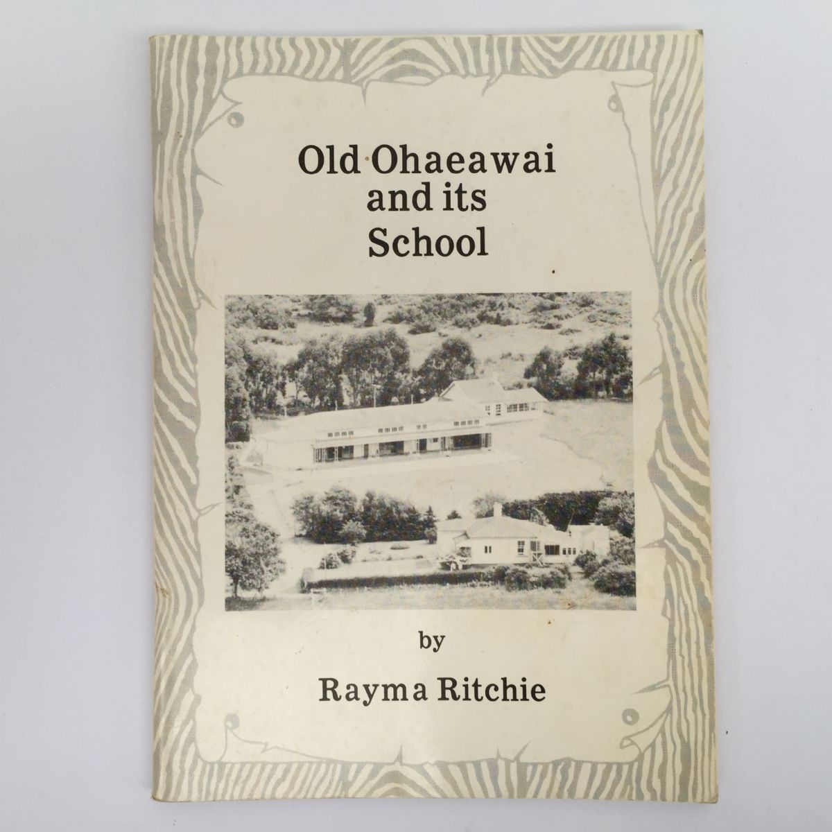 Old Ohaeawai and its School