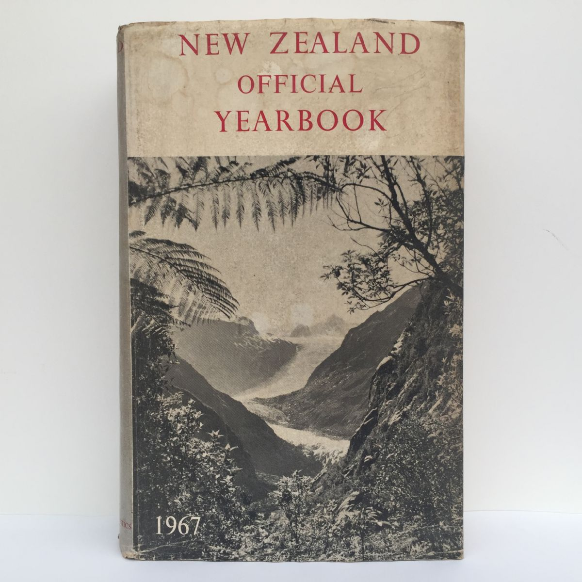 New Zealand Official Year Book 1967