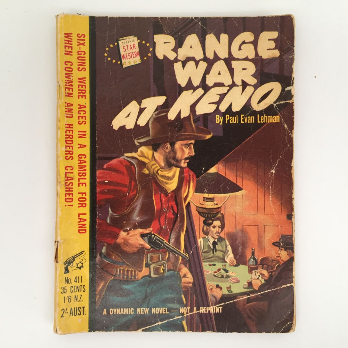 Range War at Keno