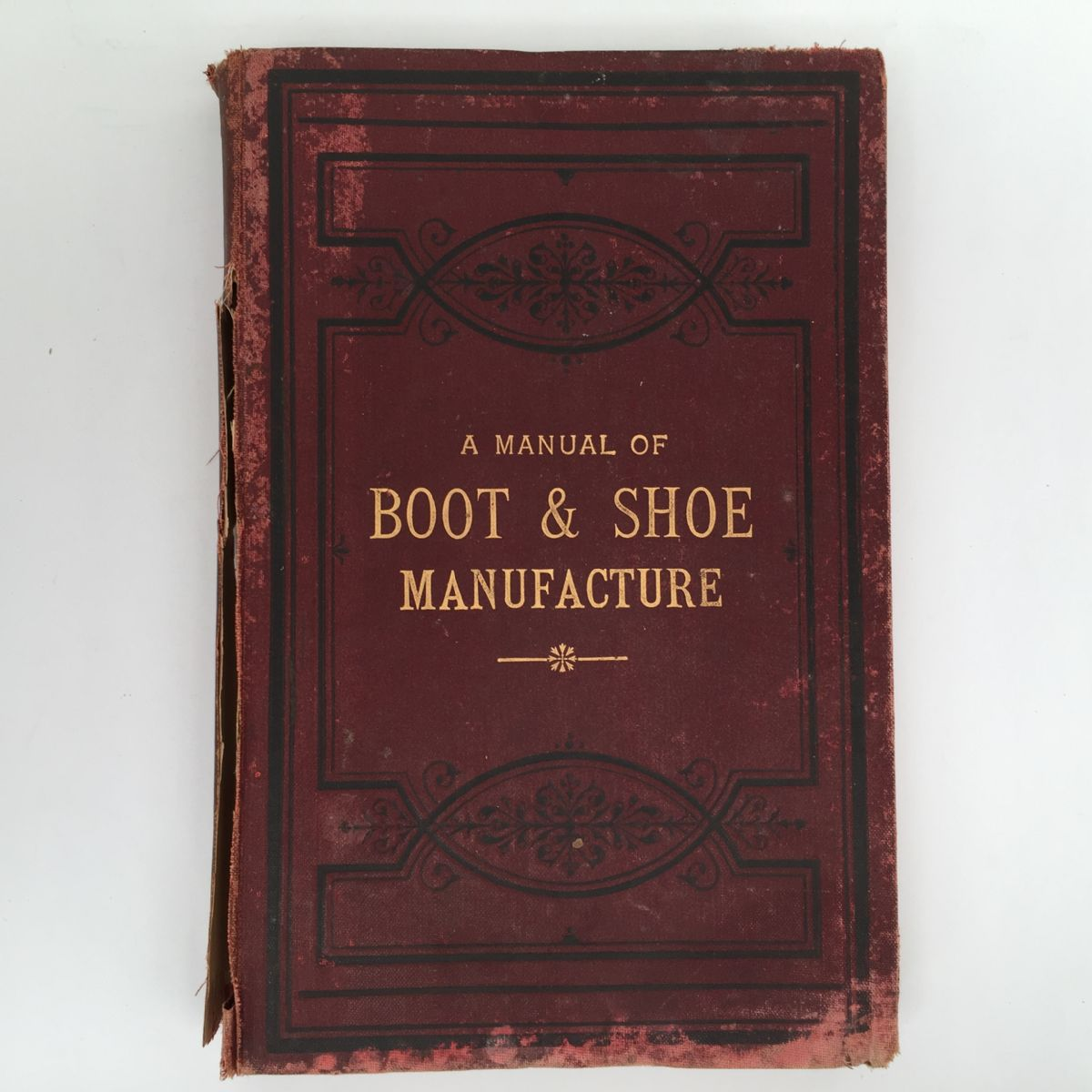 A Manual Of Boot & Shoe Manufacture