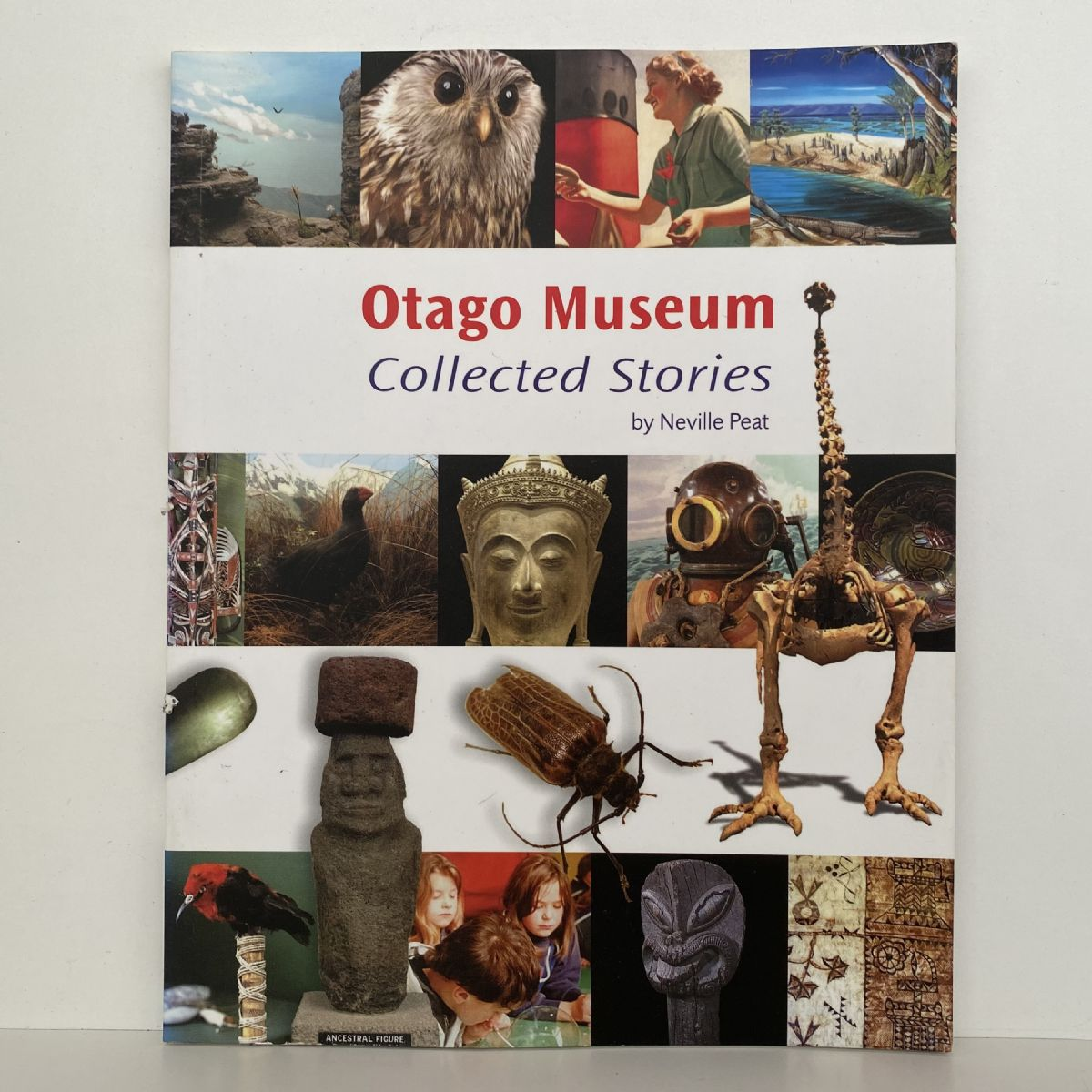 Otago Museum: Collected Stories