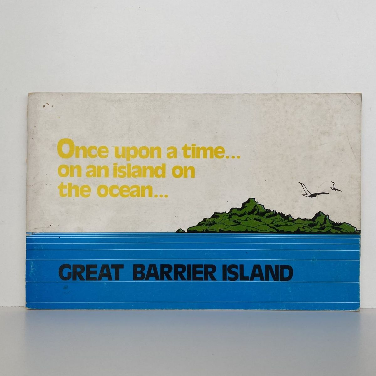 GREAT BARRIER ISLAND: Once upon a time on an island on the ocean