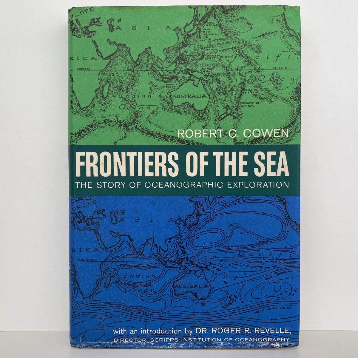 FRONTIERS OF THE SEA: The Story of the Oceanographic Exploration