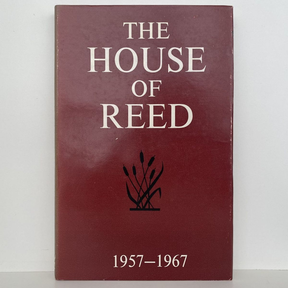 THE HOUSE OF REED : 50 Years of Publishing in New Zealand 1907-1957