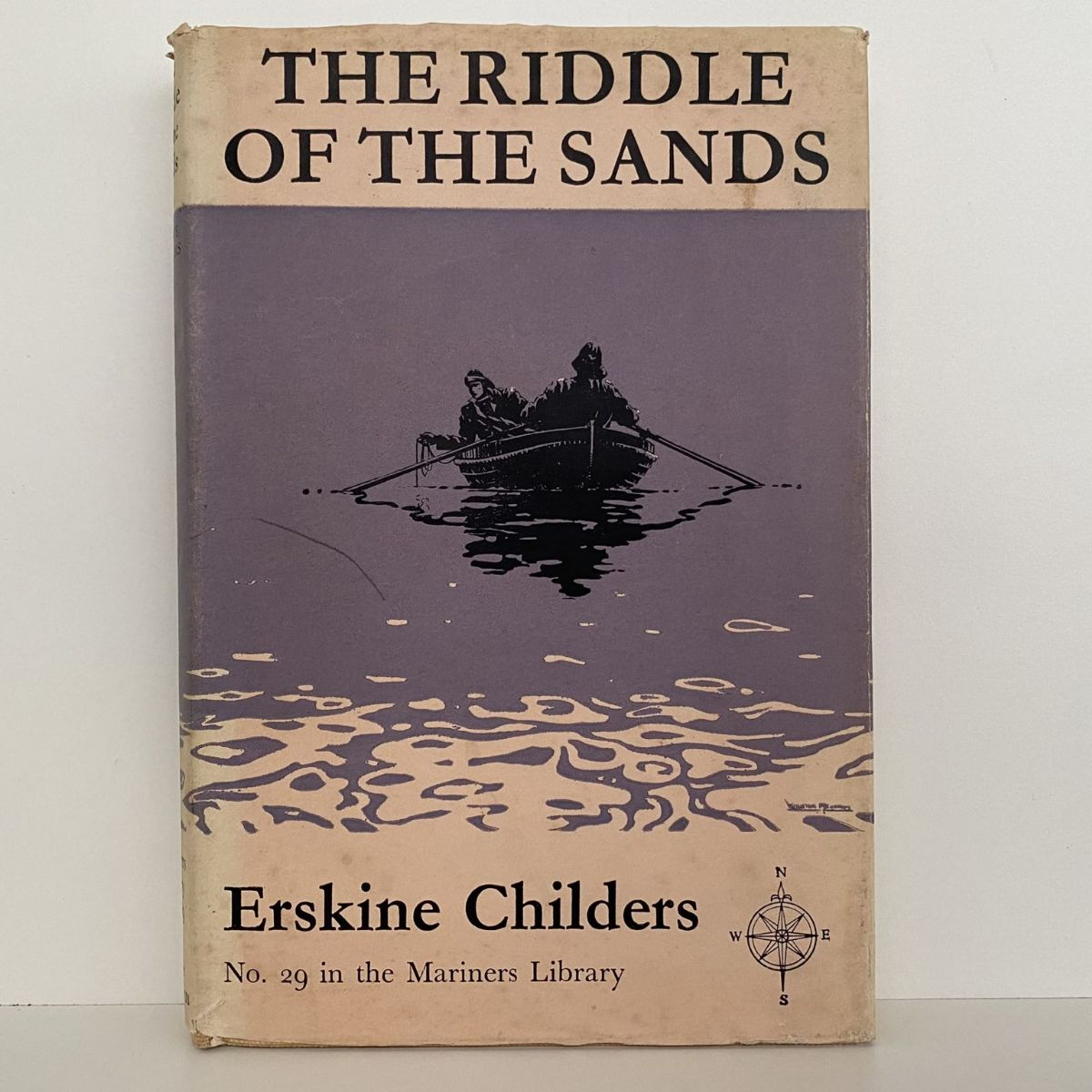 THE RIDDLE OF THE SANDS